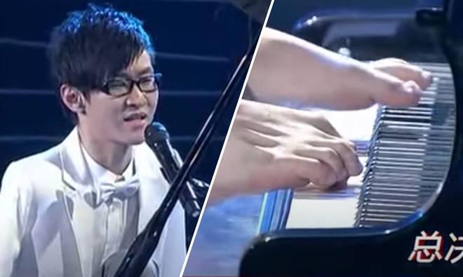 Liu Wei won the first season of China's Got Talent