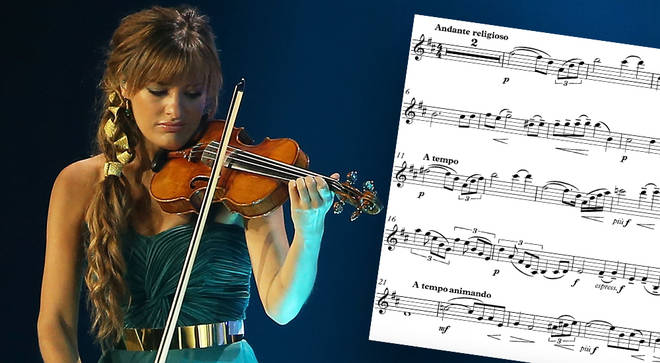 The most relaxing classical violin music ever written