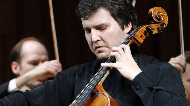 Alexander Buzlov played at the 16th Tchaikovsky International Competition in February 2020