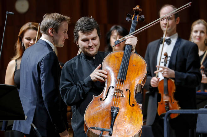 """Alexander Buzlov is remembered as an """"extraordinary cellist and human being"""""""