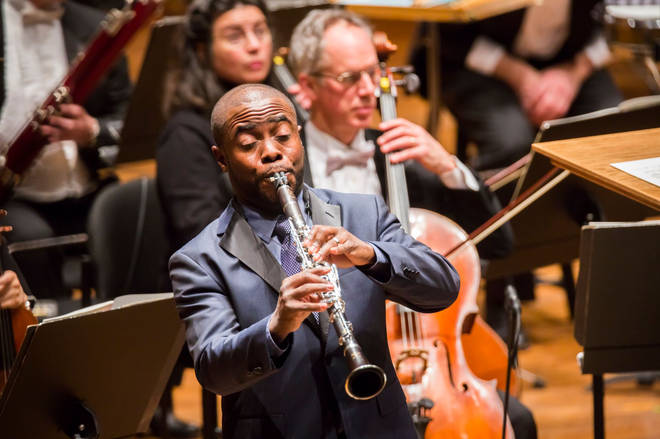 Clarinettist Anthony McGill