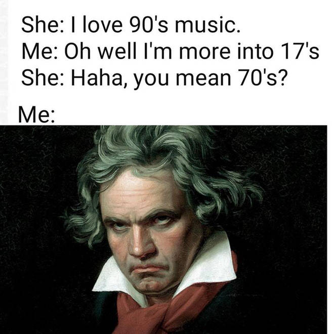Beethoven 1700s