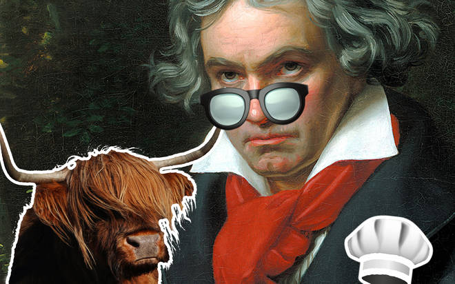 25 things you literally *didn't* know about Beethoven