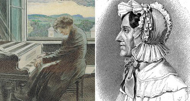 Beethoven had mother figure in piano builder Nannette Streicher