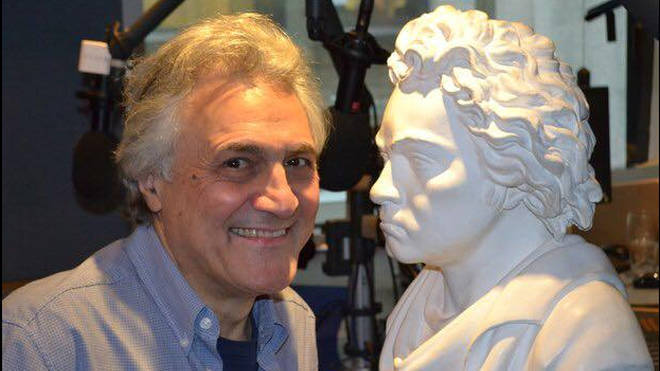 John Suchet's Beethoven: The Man Revealed radio series launched in 2020