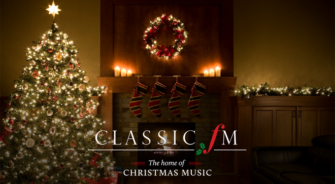 Tim Lihoreau switches on the sound of Christmas on Classic FM at 8am on Tuesday 1 December!