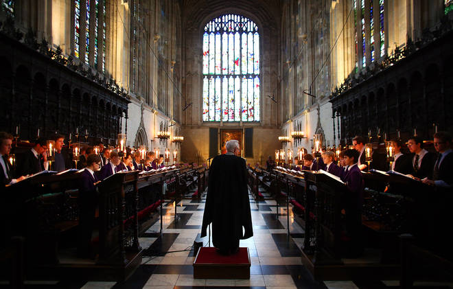 King's College Carol service to be held in empty chapel this Christmas