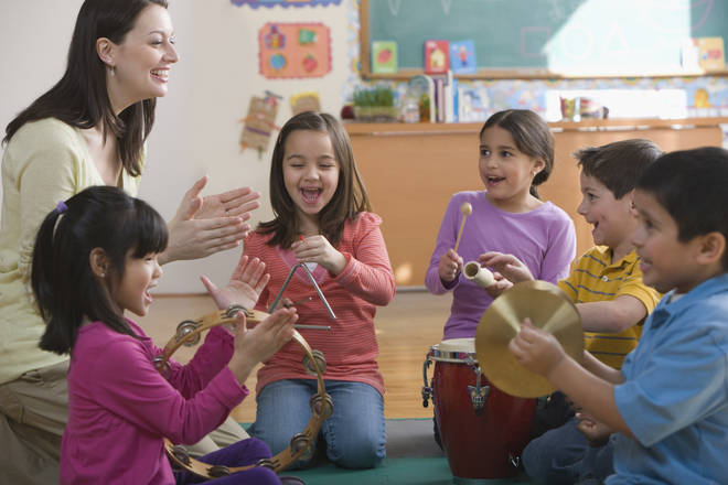 Nearly 70 percent of primary schools have reduced music teaching