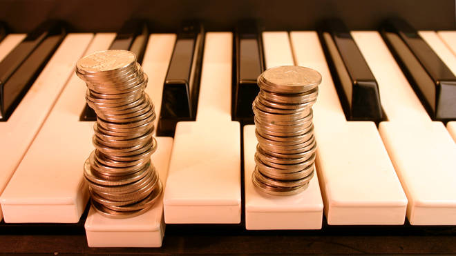 Eight out of 10 musicians earn less than £200 a year from streaming, poll finds