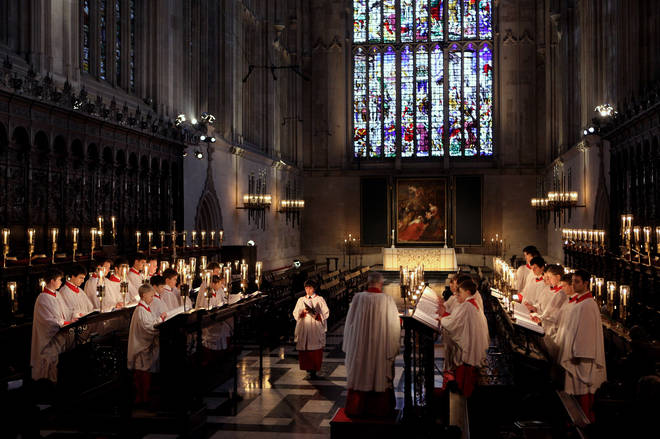 Kings College Choir