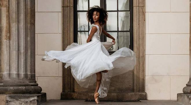 Chloé Lopes Gomes joined the Staatsballett as a corps de ballet member