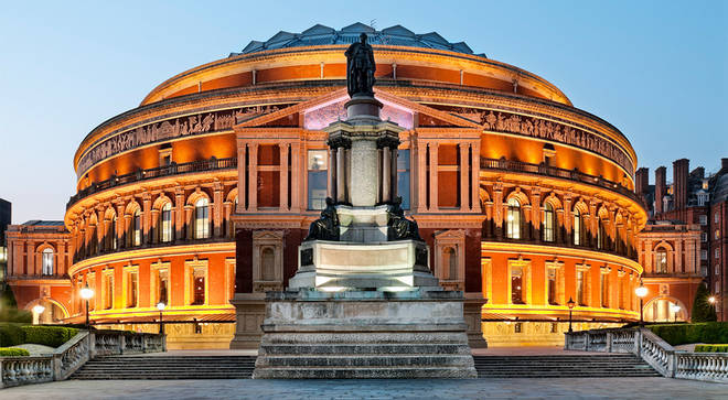 £165m in emergency loans for institutions like the Royal Albert Hall