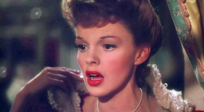 Judy Garland singing 'Have Yourself a Merry Little Christmas'