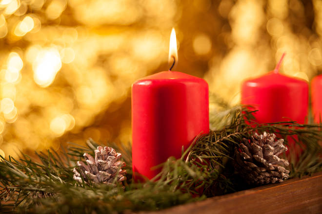 The 'Carol of the Bells' melody is evocative of those end-of-the-year feelings and reflections familiar to us all.