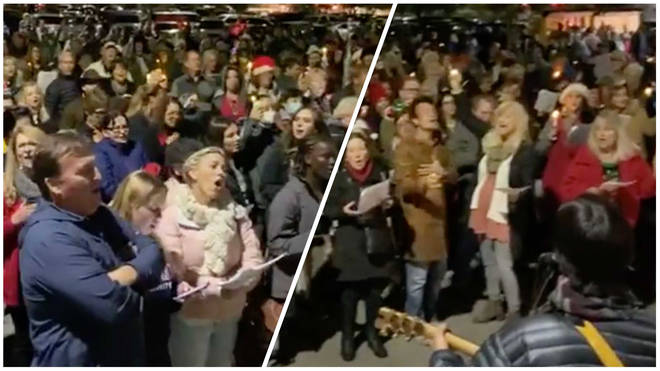 Mass Christmas carol gathering in California sparks backlash amid COVID-19 surge