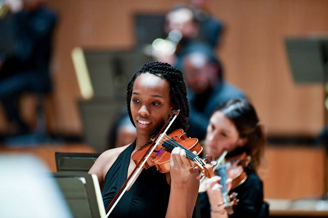 Chineke! Orchestra performs Adolphus Hailstork's 'Epitaph for a Man Who Dreamed'