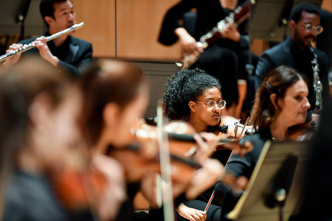 This is Chineke!'s first performance of a piece from Hailstork's impressive body of work, which blends music of African American and European traditions.
