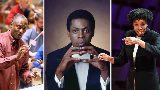 Great Black conductors