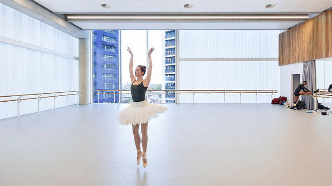 English National Ballet launches online dance studio