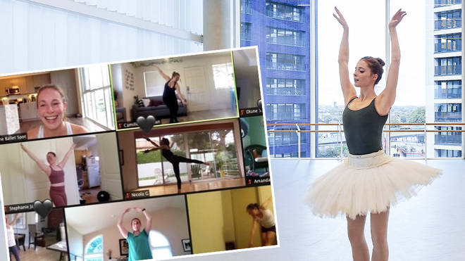 Best online ballet classes and dance workshops to lift you up in lockdown