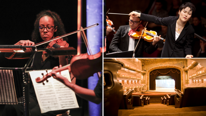 The best live and streamed classical concerts available online 2021