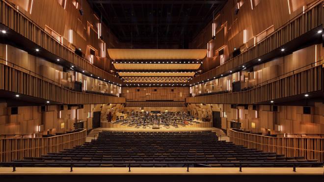 Malmö Live Concert Hall, Malmö