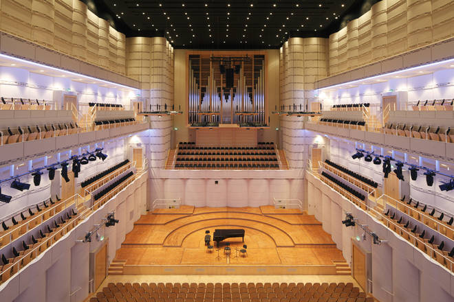 Germany's Dortmund Concert Hall commissions important new COVID-19 study