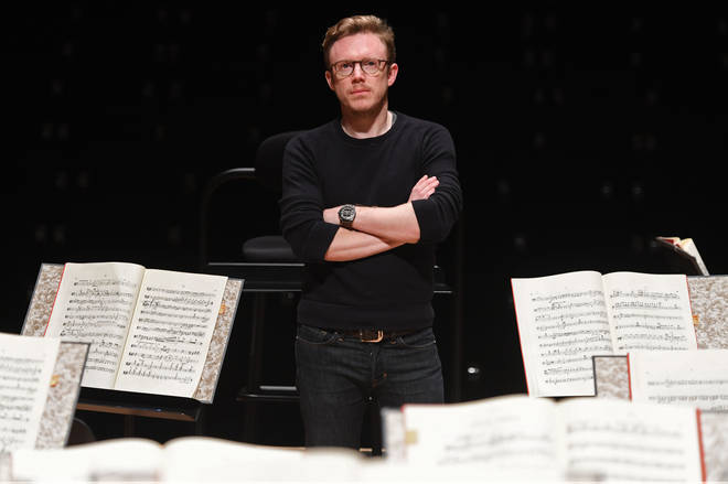 Daniel Harding at the Philharmonie in Paris