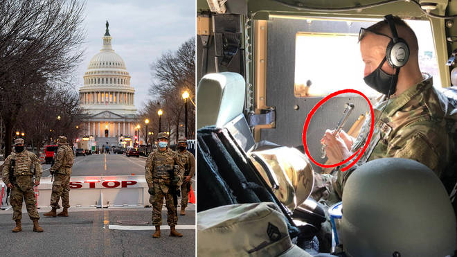 Dr Jake Kohut teaches flute between National Guard shifts