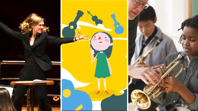 How Classic FM's partner orchestras are inspiring us all with their educational offerings