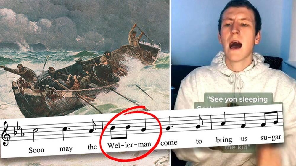 TT :   Musicalement, qu'est-ce qu'un bidonville?  L'histoire derrière l'inondation des chansons , influenceur
