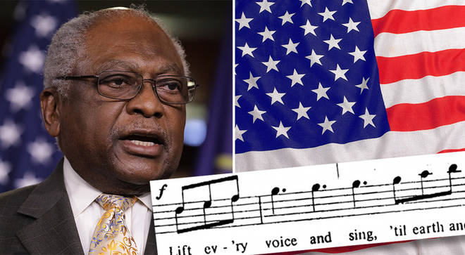 James Clyburn files bill to make 'Lift Every Voice and Sing' US national hymn