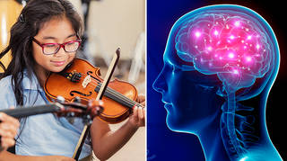 Musicians who train from a young age have 'super connected' brains, study finds