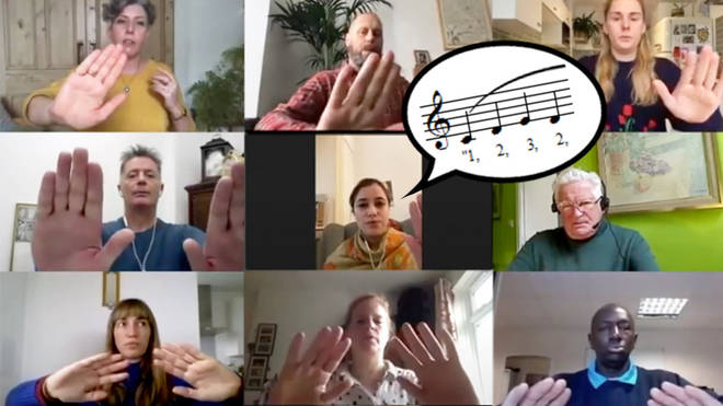 ENO Breathe offers vocal exercises to people suffering with Long Covid