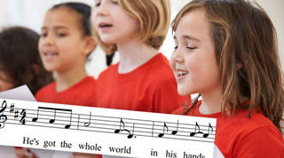 13 primary school hymns that were 100% certified belters