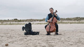 Yo-Yo Ma at the World Economic Forum