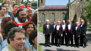 The amazing story of the Welsh village choir that inspired Pavarotti to take up singing