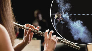 Flautists should sit three metres away from other orchestra players, COVID study says
