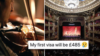 Classical musicians warn of titanic costs to tour the EU post-Brexit