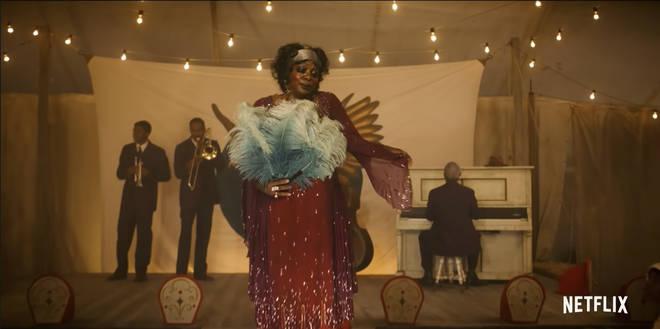 Viola Davis stars as 'Mother of the Blues' Ma Rainey in Ma Rainey's Black Bottom on Netflix.