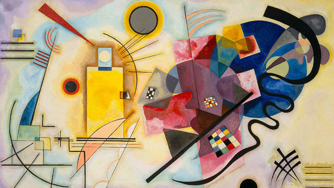 'Playing Kandinsky' project lets you hear artist's masterpiece 'Yellow-Red-Blue'