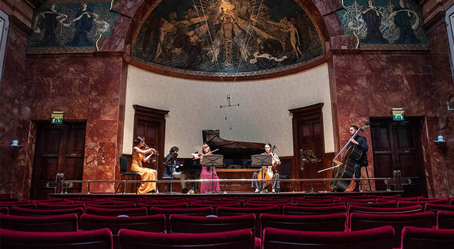 Wigmore Hall announces spring 2021 concert series