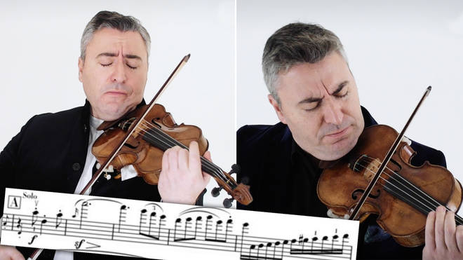 Virtuoso Maxim Vengerov reveals the five hardest violin pieces ever written