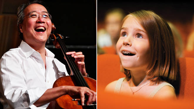 Majority of children feel calm or relaxed listening to live classical music, report finds
