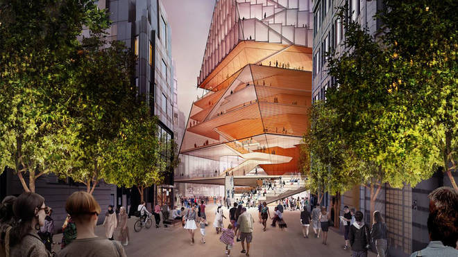City of London Corporation axes London's £288m Centre for Music