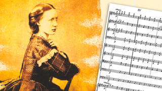 Alice Mary Smith, the first British woman to have composed a symphony