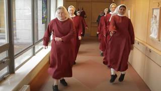 Dublin nuns perform viral Jerusalema dance challenge