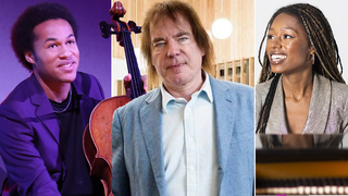 Pianist Isata Kanneh-Mason and cellist Sheku, talk all things lockdown, concert nerves and practice with Julian Lloyd Webber, ahead of his new show on Classic FM.
