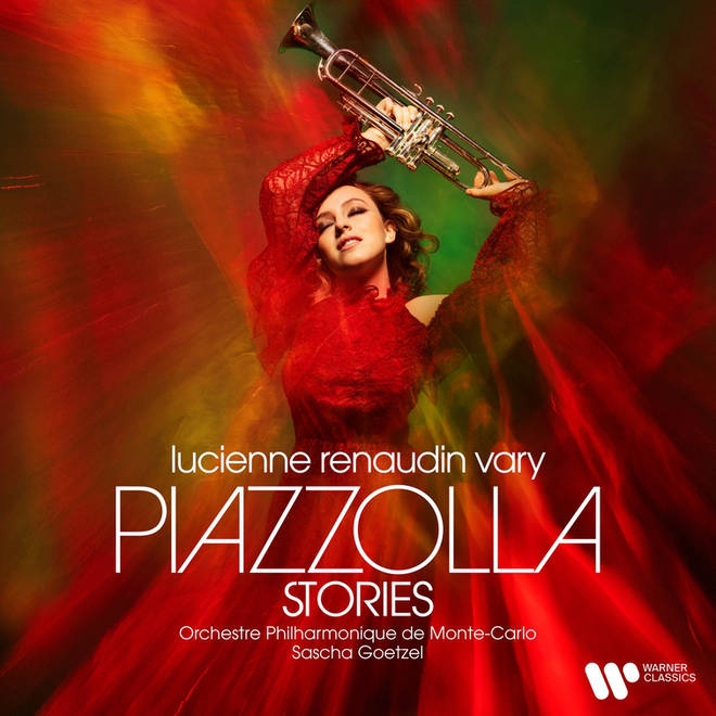 Piazzolla Stories – Lucienne Renaudin Vary