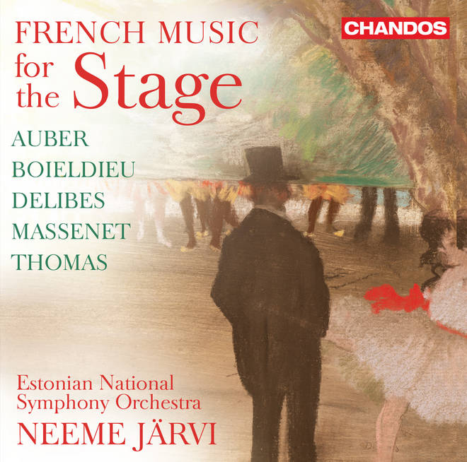 French Music for the Stage – Estonian National Symphony Orchestra, Neeme Järvi